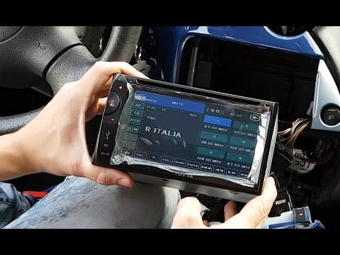 Miglior autoradio economica 2 DIN  - Tuvva KSD6102