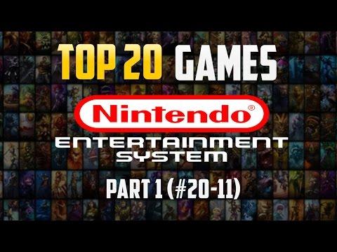 Top 20 NES Games Part 1