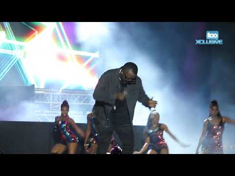 Ice Prince Held Down The Hip-Hop Culture For Africa At Cardi B's Livespot Festival