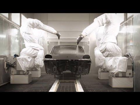 Так собирают Ваш Porsche Macan S.Assembling Your car