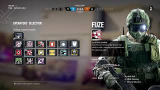 HM8 Gaming Clan Rainbow Six Siege 3v3 Custom (17/8/2017) XBOX ONE Shout out to: FuzzySoundz please check out his YT ...