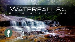 Waterfalls of the Blue Mountains
