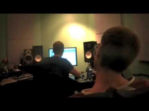 Arie Thomas In The Studio 2