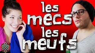 Video Les Mecs & les Meufs - Les clichés de Jigmé (Feat. Why Tea Fam) MP3, 3GP, MP4, WEBM, AVI, FLV Oktober 2017