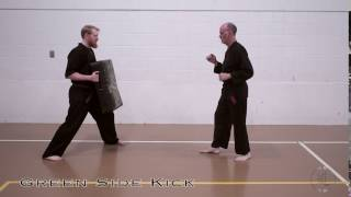 Green Belt Side Kick
