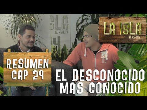 Jorge - Luisito Rey, el desconocido más conocido de La Isla, El reality 2014, platica con Jorge Arenas sobre lo ocurrido en este Juego Territorial. No te pierdas esta nueva serie