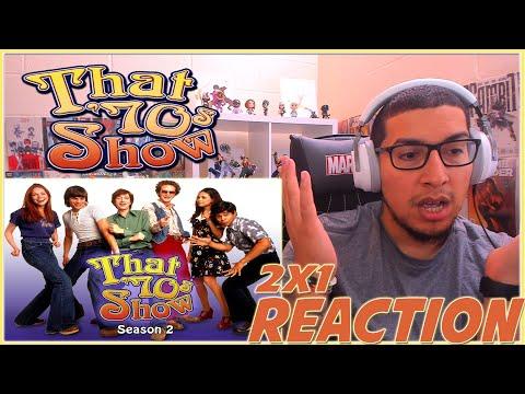 SEASON 2! | That '70s Show 2x1 REACTION | Season 2 Episode 1