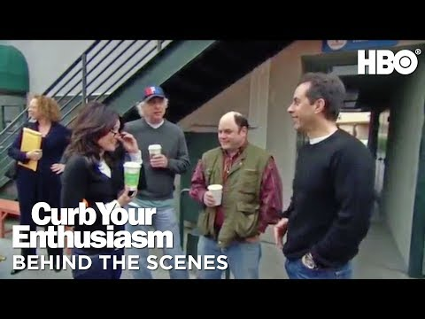 BTS W/ Larry David & The Seinfeld Cast | Curb Your Enthusiasm | Season 7