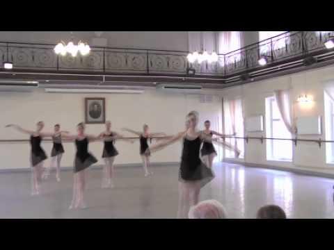 Isabella McGuire Mayes Ballet exam - Grade 8 - Vaganova 2011 - Large.m4v
