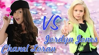 Chanel Loran VS Jordyn Jones - Fancy (Iggy Azalea cover)