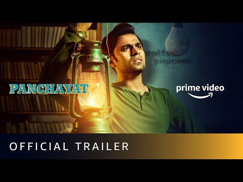 Panchayat - Official Trailer  New Series 2020  TVF  Amazon Prime Video