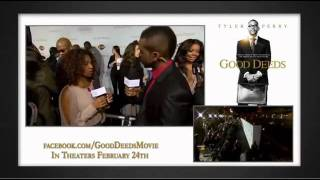 Nonton Good Deeds Red Carpet Premiere   February 14th  2012 Film Subtitle Indonesia Streaming Movie Download