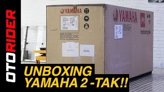 Video Unboxing Yamaha YZ125 – First Impression Review - Indonesia | OtoRider MP3, 3GP, MP4, WEBM, AVI, FLV November 2017