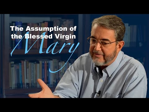 assumption - St. Paul Center for Biblical Theology presents: Dr. Scott Hahn on the Assumption of the Blessed Virgin Mary. For more, visit http://www.salvationhistory.com/