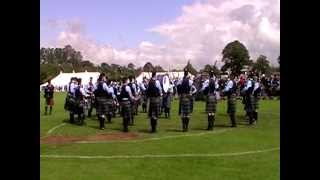 Raasay United Kingdom  city photos : Lomond and Clyde Pipe Band - Grade 2 @ 2012 British Pipe Band Championships