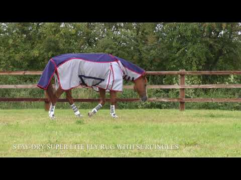 Stay-Dry Super Lite Fly Rug
