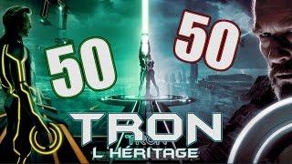 Video Tron l'Héritage - 50/50 (critique) MP3, 3GP, MP4, WEBM, AVI, FLV Mei 2017