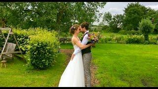 Rosanne&Rogier Wedding after movie |