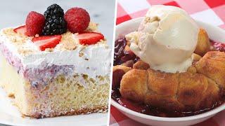 Summer Potluck Desserts by Tasty
