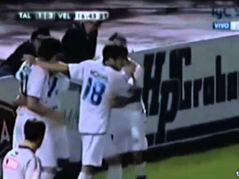 Gol de Guillermo Franco a Talleres