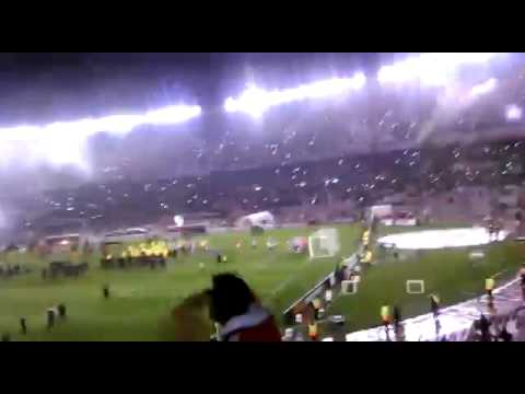 Video - Hinchada de river plate vs tigres - Los Borrachos del Tablón - River Plate - Argentina