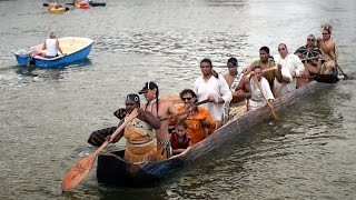 New England tribal members paddle on mishoon's maiden voyage