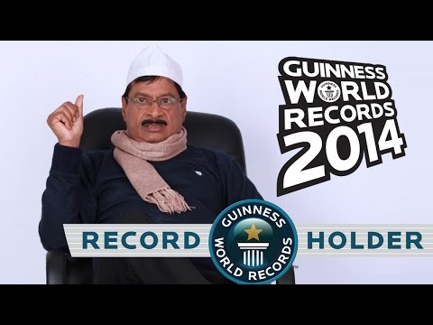 MS Narayana To Break Brahmanandams Guinness Record : TV5 News