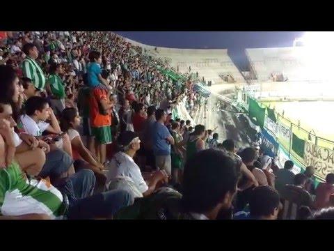 Desamparados 2 - Trinidad 1 - Torneo Federal B 2016 (hinchada) - La Guardia Puyutana - Sportivo Desamparados