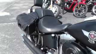 5. 015175 - 2010 Harley Davidson Softail Fat Boy Lo FLSTFB - Used Motorcycle For Sale