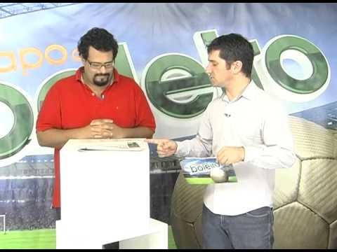 Vídeo Papo de Boleiro 30 09 2014