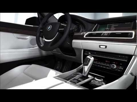 New BMW 5 Series 2013 Gran Turismo In Detail Interior Commercial Carjam Car Show TV