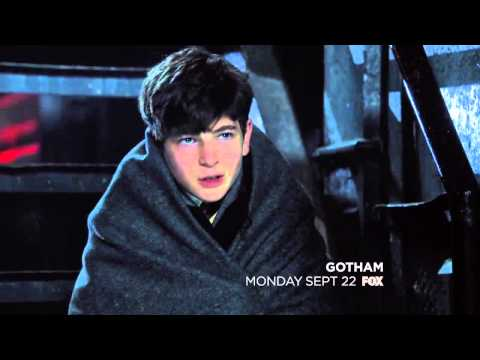 Gotham Season 1 (Promo 'The Origin Stories Begin')