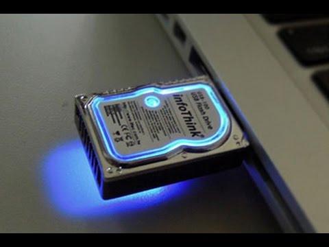 Как сделать из флешки ssd диск