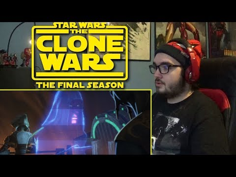 Star Wars The Clone Wars Season 7 Episode 8 Reaction & Review