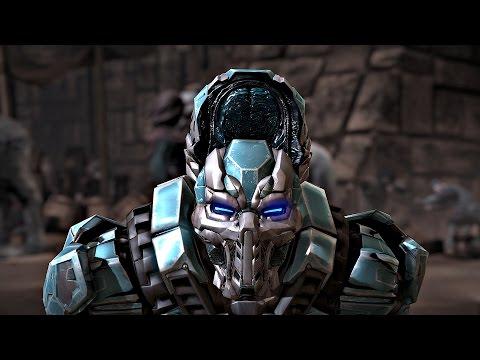 Video Mortal Kombat X - All Fatalities on Triborg (Cyber Sub-Zero) download in MP3, 3GP, MP4, WEBM, AVI, FLV January 2017