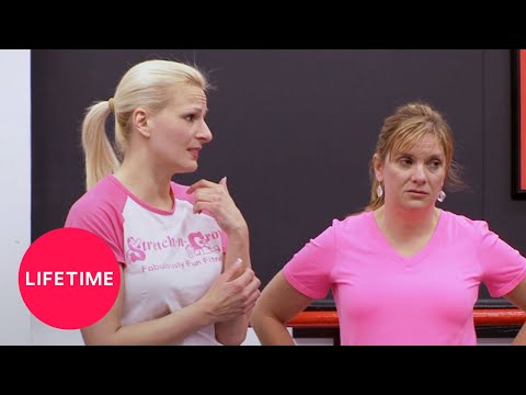 Dance Moms: Dance Digest - The Moms' Group Jazz Performance (season 1) | Lifetime