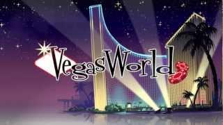 Vegas World YouTube video