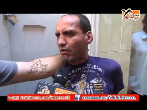 بلطجي - شبكة يقين الاخبارية .....http://www.facebook.com/Y.N.N.Official #يقين|القبض علي بلطجي سكران حرامي الطرف الثالث +18.