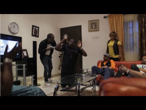 "Julius Agwu Harass Uche Jumbo's Bae In "" A Long Night""[2/4]"