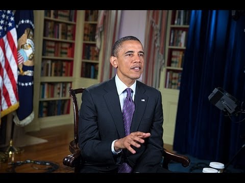 address - President Obama says that because Republicans in Congress allowed a series of harmful, automatic budget cutscalled the sequesterto take effect, important p...