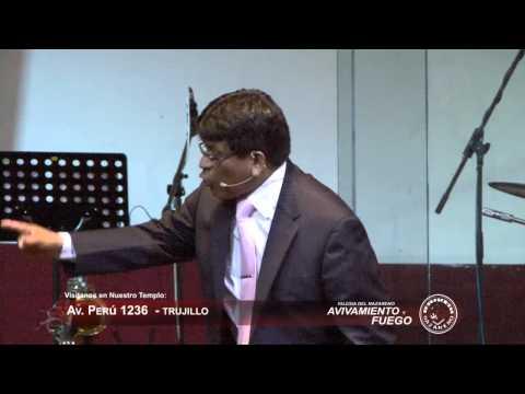 nazareno.trujillo - Culto Iglesia del Nazareno Avivamiento y Fuego Trujillo - Perú domingo 23 de enero del 2011 - Hernando Aparicio.