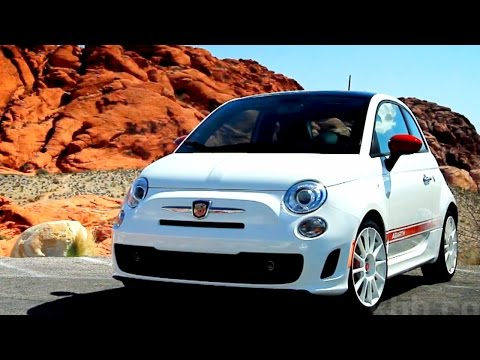 2012 Fiat 500 Abarth Review – Kelley Blue Book
