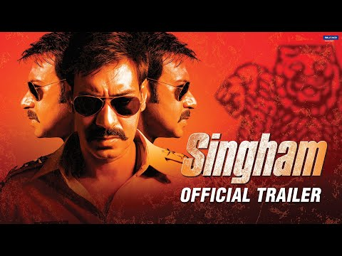 Singham Trailer