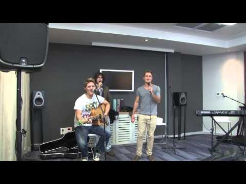 Bobby van Jaarsveld – Some nights ( Fun Cover)