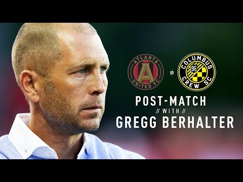 Video: Post-Match with Gregg Berhalter | #ATLvCLB
