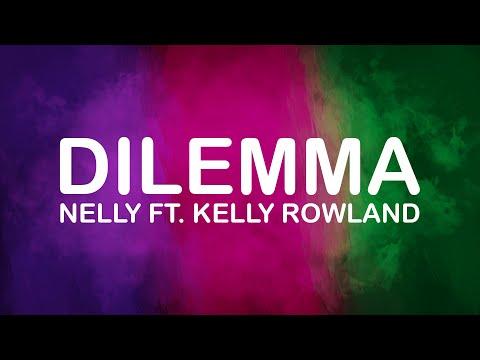 Nelly Ft. Kelly Rowland - Dilemma (Lyrics / Lyric Video)