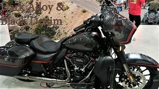 9. 2018 Harley-Davidson CVO Street Glide│All 3 Colors Shown│Custom Vehicle Operation
