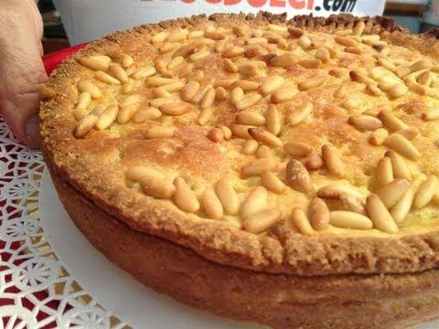 torta della nonna - ricetta