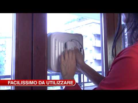 Robot lavavetri IMETEC Ecovacs