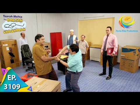 Taarak Mehta Ka Ooltah Chashmah - Ep 3109 - Full Episode - 24th February, 2021